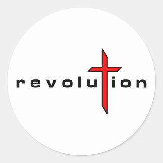 revoluTion - Classic Sticker