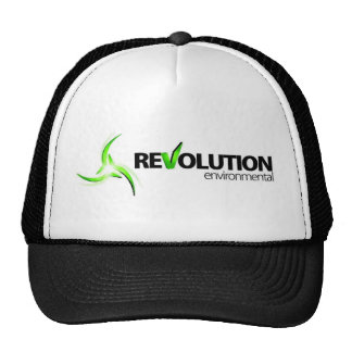 Revolution Environmental Base Logo Cap