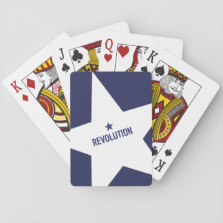 Revolution Football Playing Cards