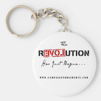 Revolution Keychain