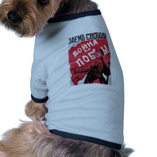 Revolution Nationale Pet T-shirt