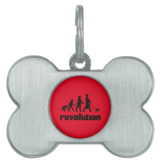 Revolution Pet Tag
