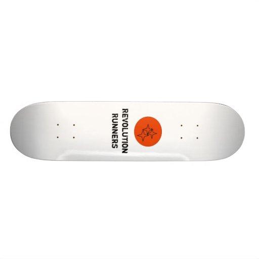 Revolution Runners Skateboard