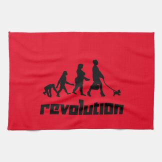 Revolution Tea Towel