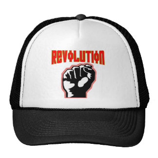 revolution trucker cap