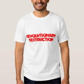 Revolutionary Destruction 3 Tee Shirt