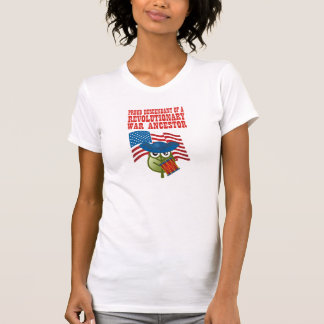 Revolutionary War Ancestor T Shirts