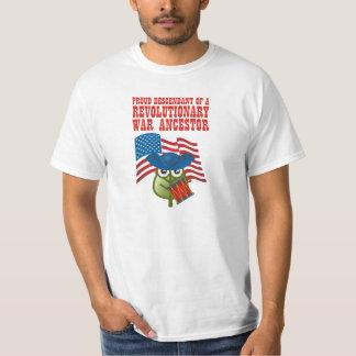 Revolutionary War Ancestor Tees