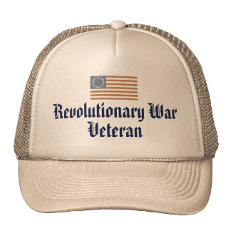 Revolutionary War Veteran Cap