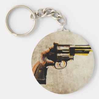 Revolver Keychains