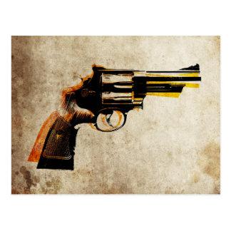 Revolver Postcard
