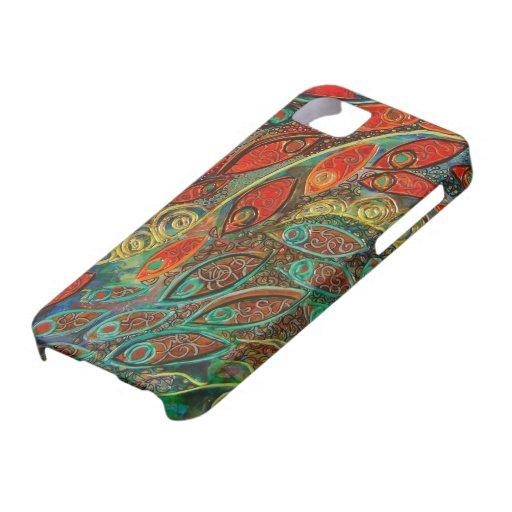 Revolving Door (painting) iPhone 5/5S Cover