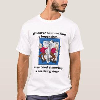 revolving-door T-Shirt