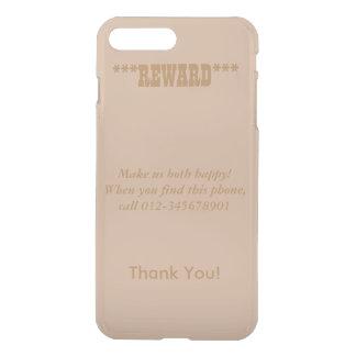 Reward, Make Us Both Happy! Call, Uncommon iPhone iPhone 7 Plus Case