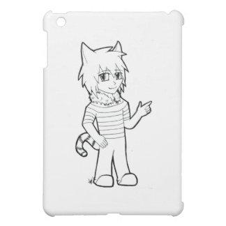 Rex chibi op iPad mini case