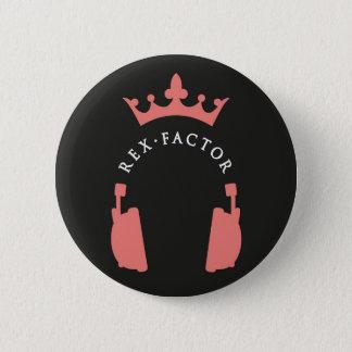 Rex Factor Logo Badge