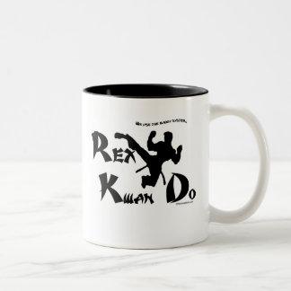 REX KWAN DO Two-Tone COFFEE MUG