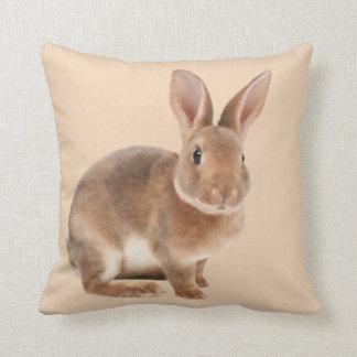Rex Rabbit Cushion
