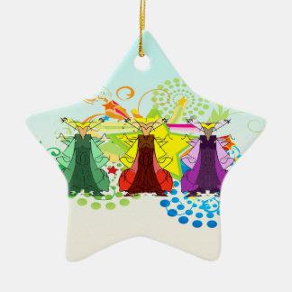 Reyes Magos/Three Wise Men Ornament