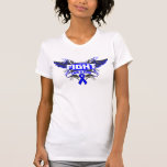 Reye's Syndrome Fight Like a Girl Wings Tank Tops