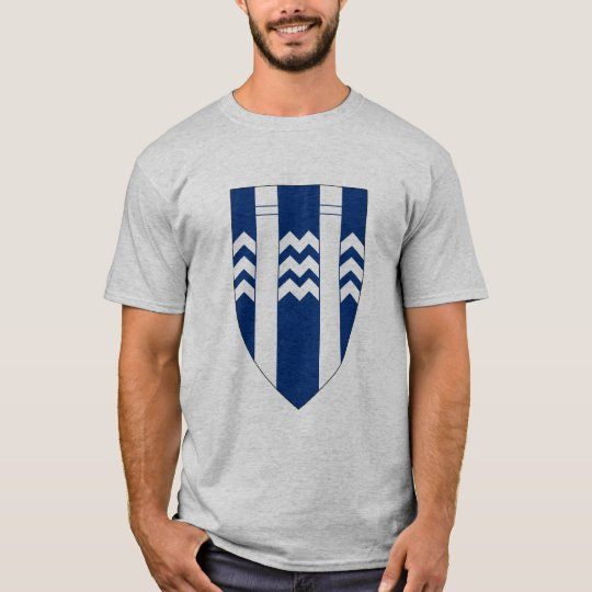 Reykjavik Coat of Arms T-shirt