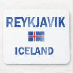 Reykjavik Iceland Designs Mousepad