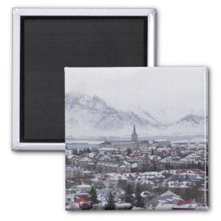 Reykjavik Iceland Fridge Magnets