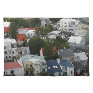 Reykjavik Iceland Placemat