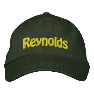 Reynolds Embroidered Hat