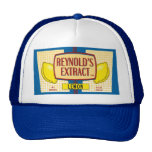Reynold's Extract Lemon Extract Movie Mike Judge Mesh Hat