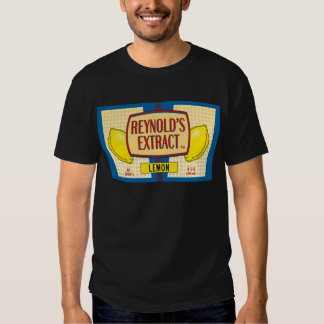 Reynold's Extract Lemon Extract Movie Mike Judge T-shirts
