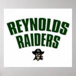 Reynolds R. w/ Logo Poster