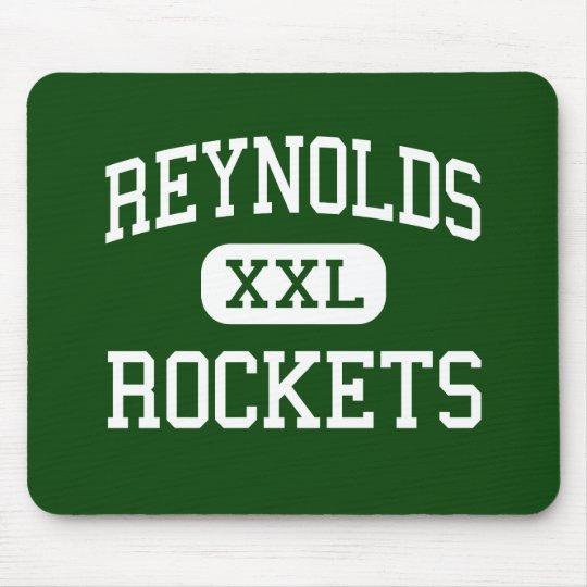 Reynolds - Rockets - High - Asheville Mouse Mat
