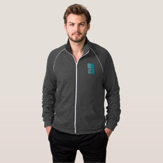 RezzBot Men's Zip-Up Jacket