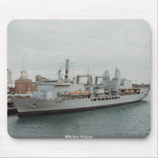 RFA Fort Victoria Mouse Pads