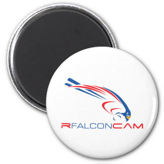 Rfalconcam Round Magnet