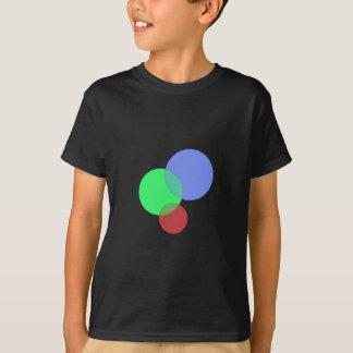 RGB Bubbles T-Shirt