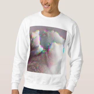 rgb clouds sweatshirt