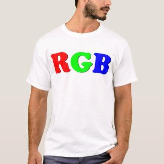 RGB CMYK T-Shirt