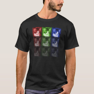 RGB Kitty T-Shirt