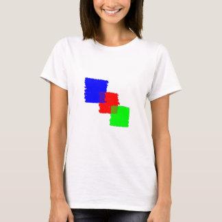 RGB Paintbrush T-Shirt