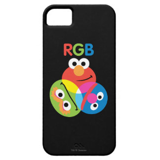 RGB Sesame Street Case For The iPhone 5