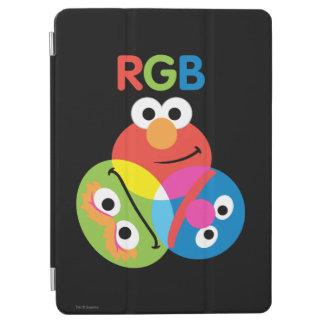 RGB Sesame Street iPad Air Cover