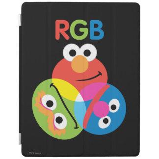 RGB Sesame Street iPad Cover