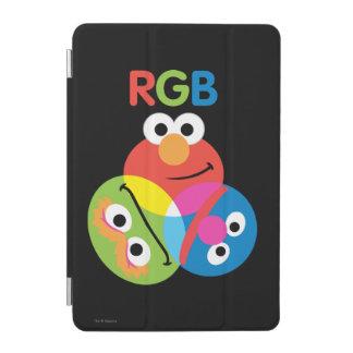 RGB Sesame Street iPad Mini Cover