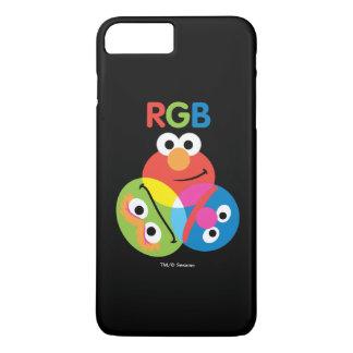 RGB Sesame Street iPhone 8 Plus/7 Plus Case