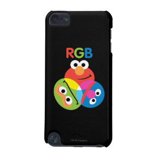 RGB Sesame Street iPod Touch (5th Generation) Cover