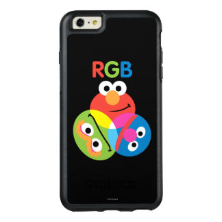 RGB Sesame Street OtterBox iPhone 6/6s Plus Case
