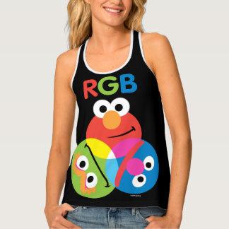 RGB Sesame Street Tank Top