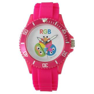 RGB Sesame Street Watch